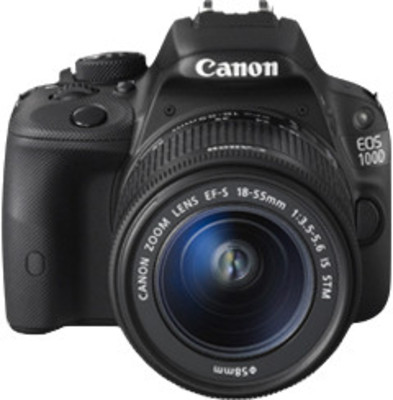 Canon SLR EOS 100D 18 MP - Cameras, megapixels - 18 Megapixels, built in flash - Yes, lcd screen size - 3 inch