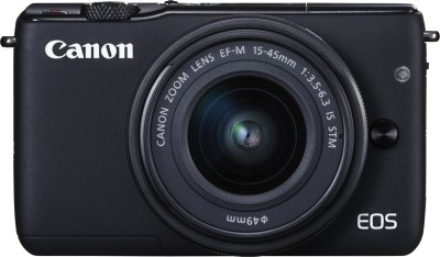 Canon EOS M10 18 MP - Cameras, megapixels - 18 MP, built in flash - Yes, lcd screen size - 3 inch