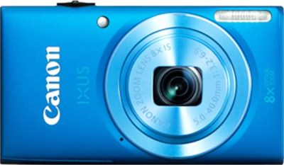 Canon Point  Shoot IXUS 135 16 MP - Cameras, megapixels - 16 Megapixels, built in flash - Yes, lcd screen size - 2.7 inch