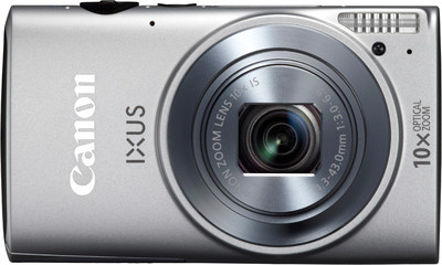 Canon Point  Shoot IXUS 255 HS 12 1 MP - Cameras, megapixels - 12.1 Megapixels, built in flash - Yes, lcd screen size - 3 inch