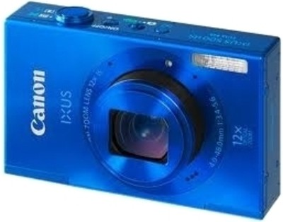 Canon Point  Shoot Digital IXUS 500 HS 10 1 MP - Cameras, megapixels - 10.1 Megapixels, built in flash - Yes, lcd screen size - 3.2 inch
