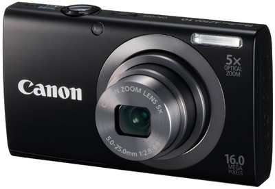 Canon Point  Shoot A2300 16 0 MP - Cameras, megapixels - 16.0 Megapixels, built in flash - Yes, lcd screen size - 2.7 inch