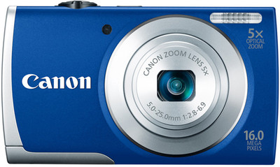 Canon Point  Shoot A2600 16 0 MP - Cameras, megapixels - 16.0 Megapixels, built in flash - Yes, lcd screen size - 3 inch