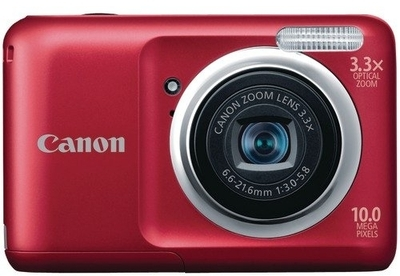 Canon Point  Shoot A800 10 MP - Cameras, megapixels - 10 Megapixels, built in flash - Yes, lcd screen size - 2.5 inch