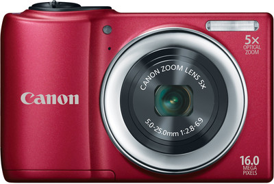 Canon Point  Shoot A810 16 MP - Cameras, megapixels - 16 Megapixels, built in flash - Yes, lcd screen size - 2.7 inch