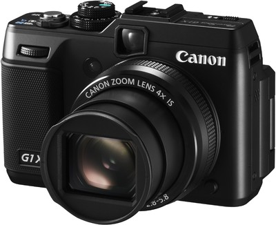 Canon Point  Shoot G1 X 14 3 MP - Cameras, megapixels - 14.3 Megapixels, built in flash - Yes, lcd screen size - 3 inch