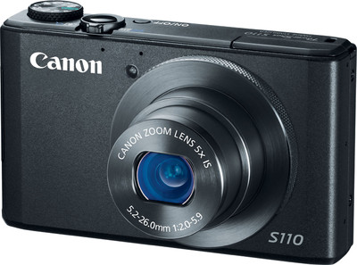 Canon Point  Shoot S110 12 1 MP - Cameras, megapixels - 12.1 Megapixels, built in flash - Yes, lcd screen size - 3 inch