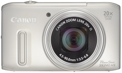 Canon Point  Shoot SX240 HS 12 1 MP - Cameras, megapixels - 12.1 Megapixels, built in flash - Yes, lcd screen size - 2.8 inch