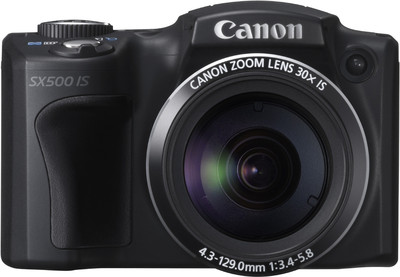 Canon Point  Shoot SX500 IS 16 0 MP - Cameras, megapixels - 16.0 Megapixels, built in flash - Yes, lcd screen size - 3 inch
