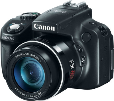 Canon Point  Shoot SX50 HS 12 1 MP - Cameras, megapixels - 12.1 Megapixels, built in flash - Yes, lcd screen size - 2.8 inch