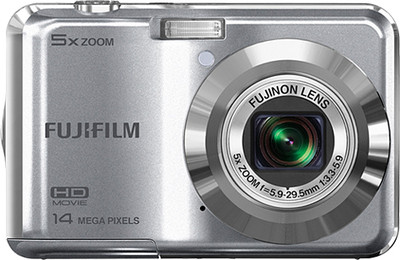 Fujifilm Point  Shoot AX500 14 MP - Cameras, megapixels - 14 Megapixels, built in flash - Yes, lcd screen size - 2.7 inch
