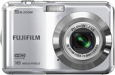 Fujifilm Point  Shoot AX650 16 MP - Cameras, megapixels - 16 Megapixels, built in flash - Yes, lcd screen size - 2.7 inch