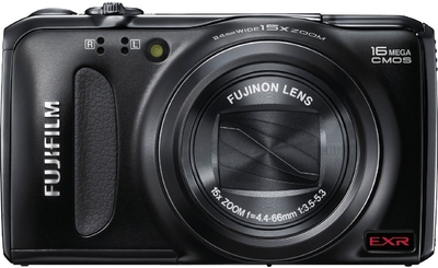 Fujifilm Point  Shoot FinePix F500EXR 16 0 MP - Cameras, megapixels - 16.0 Megapixels, built in flash - Yes, lcd screen size - 3 inch
