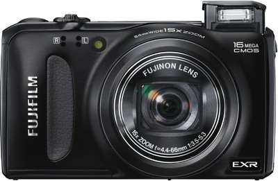 Fujifilm Point  Shoot F660EXR 16 0 MP - Cameras, megapixels - 16.0 Megapixels, built in flash - Yes, lcd screen size - 3 inch