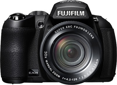 Fujifilm Advance Point and shoot HS28EXR 16 3 MP - Cameras, megapixels - 16.3 Megapixels, built in flash - Yes, lcd screen size - 3 inch