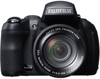 Fujifilm Advance Point and shoot HS35EXR 16 MP - Cameras