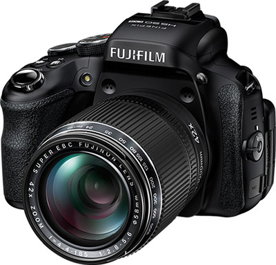Fujifilm Advance Point and shoot HS50EXR 16 MP - Cameras, megapixels - 16 Megapixels, built in flash - Yes, lcd screen size - 3 inch