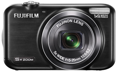 Fujifilm Point  Shoot FinePix JX300 14 MP - Cameras, megapixels - 14 Megapixels, built in flash - Yes, lcd screen size - 2.7 inch