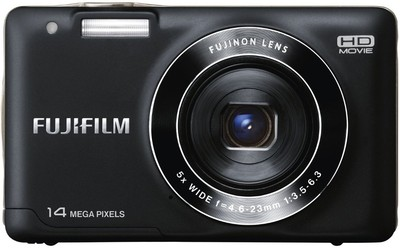 Fujifilm Point  Shoot JX500 14 MP - Cameras, megapixels - 14 Megapixels, built in flash - Yes, lcd screen size - 2.7 inch