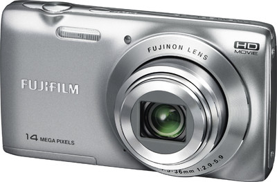 Fujifilm Point  Shoot JZ100 14 MP - Cameras, megapixels - 14 Megapixels, built in flash - Yes, lcd screen size - 2.7 inch