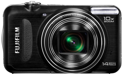 Fujifilm Point  Shoot FinePix T200 14 MP - Cameras, megapixels - 14 Megapixels, built in flash - Yes, lcd screen size - 2.7 inch