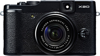 Fujifilm Point  Shoot X20 12 0 MP - Cameras, megapixels - 12.0 Megapixels, built in flash - Yes, lcd screen size - 2.8 inch