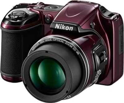 Nikon Advance Point and shoot Coolpix L820 16 0 MP - Cameras, megapixels - 16.0 Megapixels, built in flash - Yes, lcd screen size - 3 inch