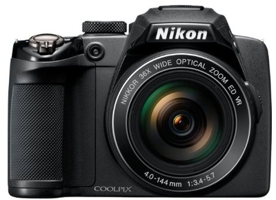 Nikon Point  Shoot Coolpix P500 12 1 MP - Cameras, megapixels - 12.1 Megapixels, built in flash - Yes, Pop-up, lcd screen size - 3 inch