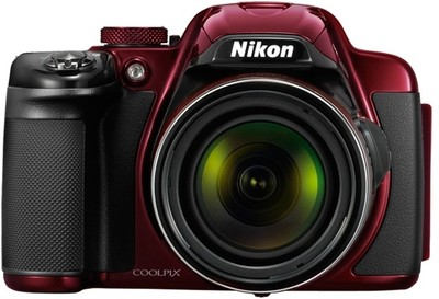 Nikon Advance Point and shoot Coolpix P520 18 1 MP - Cameras, megapixels - 18.1 Megapixels, built in flash - Yes, lcd screen size - 3.2 inch
