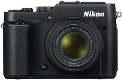 Nikon Advance Point and shoot Coolpix P7800 12 2 MP - Cameras, megapixels - 12.2 Megapixels, built in flash - , lcd screen size - 3 inch