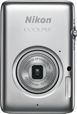 Nikon Point  Shoot Coolpix S02 13 2 MP - Cameras, megapixels - 13.2 Megapixels, built in flash - Yes, lcd screen size - 2.7 inch