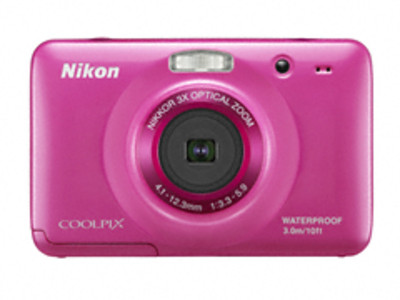 Nikon Point  Shoot Coolpix S30 10 1 MP - Cameras, megapixels - 10.1 Megapixels, built in flash - , lcd screen size - 2.7 inch