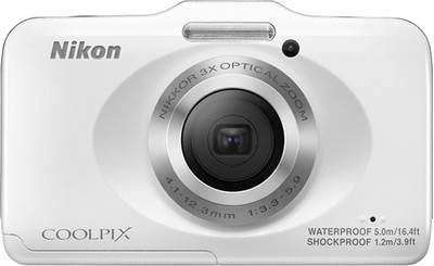 Nikon Point  Shoot Coolpix S31 10 1 MP - Cameras, megapixels - 10.1 Megapixels, built in flash - Yes, lcd screen size - 2.7 inch