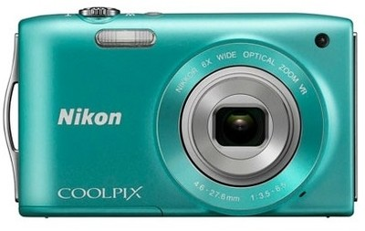 Nikon Point  Shoot Coolpix S3300 16 0 MP - Cameras, megapixels - 16.0 Megapixels, built in flash - Yes, lcd screen size - 2.7 inch