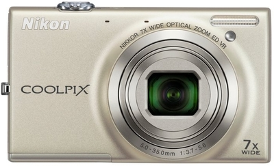Nikon Point  Shoot Coolpix S6150 16 0 MP - Cameras, megapixels - 16.0 Megapixels, built in flash - Yes, lcd screen size - 3 inch