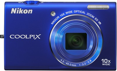 Nikon Point  Shoot Coolpix S6200 16 0 MP - Cameras, megapixels - 16.0 Megapixels, built in flash - Yes, lcd screen size - 2.7 inch