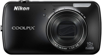 Nikon Point  Shoot Coolpix S800c 16 0 MP - Cameras, megapixels - 16.0 Megapixels, built in flash - Yes, lcd screen size - 3.5 inch