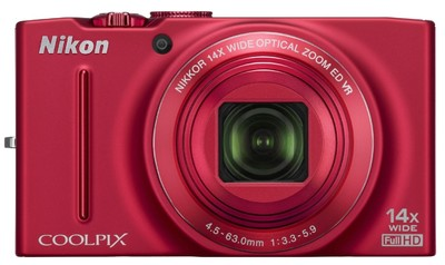 Nikon Point  Shoot Coolpix S8200 16 1 MP - Cameras, megapixels - 16.1 Megapixels, built in flash - Yes, lcd screen size - 3 inch
