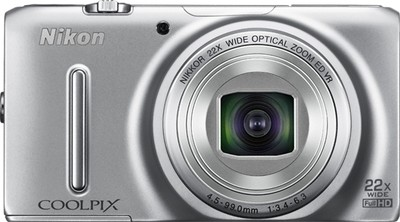 Nikon Advance Point and shoot Coolpix S9500 18 MP - Cameras, megapixels - 18 Megapixels, built in flash - Yes, lcd screen size - 3 inch