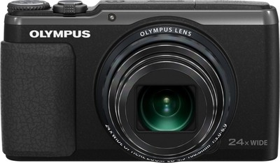 Olympus Advance Point and shoot Stylus SH 50 16 MP - Cameras, megapixels - 16 Megapixels, built in flash - , lcd screen size - 3 inch