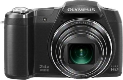 Olympus Advance Point and shoot Stylus SZ 16 16 MP - Cameras, megapixels - 16 Megapixels, built in flash - Yes, lcd screen size - 3 inch