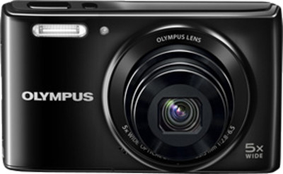 Olympus Point  Shoot Stylus VG 165 14 MP - Cameras, megapixels - 14 Megapixels, built in flash - Yes, lcd screen size - 2.7 inch