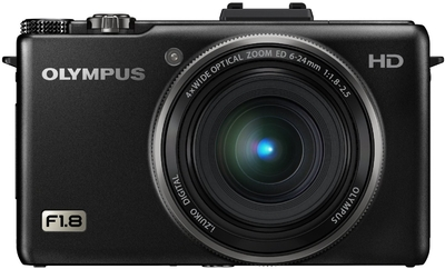 Olympus Point  Shoot XZ 1 10 MP - Cameras, megapixels - 10 Megapixels, built in flash - , lcd screen size - 3 inch