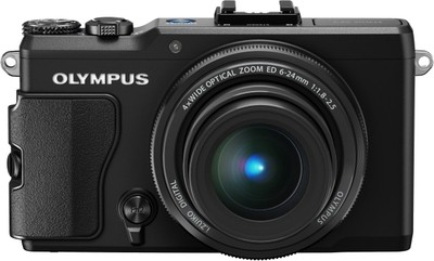 Olympus Advance Point and shoot Stylus XZ 2 12 MP - Cameras, megapixels - 12 Megapixels, built in flash - Yes, lcd screen size - 3 inch