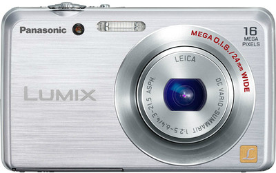 Panasonic Point  Shoot Lumix DMC FH8 16 1 MP - Cameras, megapixels - 16.1 Megapixels, built in flash - Yes, lcd screen size - 3 inch