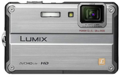 Panasonic Point  Shoot Lumix DMC FT2 14 1 MP - Cameras, megapixels - 14.1 Megapixels, built in flash - , lcd screen size - 2.7 inch