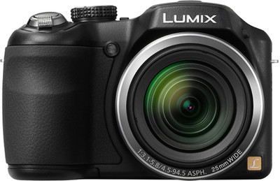 Panasonic Point  Shoot Lumix DMC LZ20 16 1 MP - Cameras, megapixels - 16.1 Megapixels, built in flash - Yes, lcd screen size - 3 inch