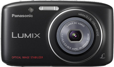 Panasonic Point  Shoot Lumix DMC S2 14 1 MP - Cameras, megapixels - 14.1 Megapixels, built in flash - Yes, lcd screen size - 2.7 inch