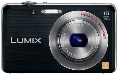 Panasonic Point  Shoot Lumix DMC SZ1 16 1 MP - Cameras, megapixels - 16.1 Megapixels, built in flash - Yes, lcd screen size - 3 inch