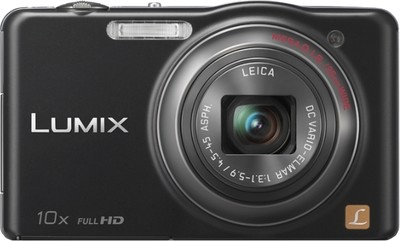 Panasonic Point  Shoot Lumix DMC SZ7 14 1 MP - Cameras, megapixels - 14.1 Megapixels, built in flash - Yes, lcd screen size - 3 inch